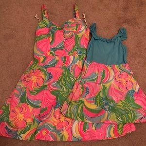 Mommy and Me Lilly Pulitzer set!